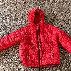 Boys Gap puffer Jacket